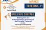 Inscrições abertas para bate-papo em Teresina sobre alterações no atendimento da Receita Federal