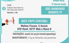 São Raimundo Nonato recebe bate-papo contábil do CRC-PI