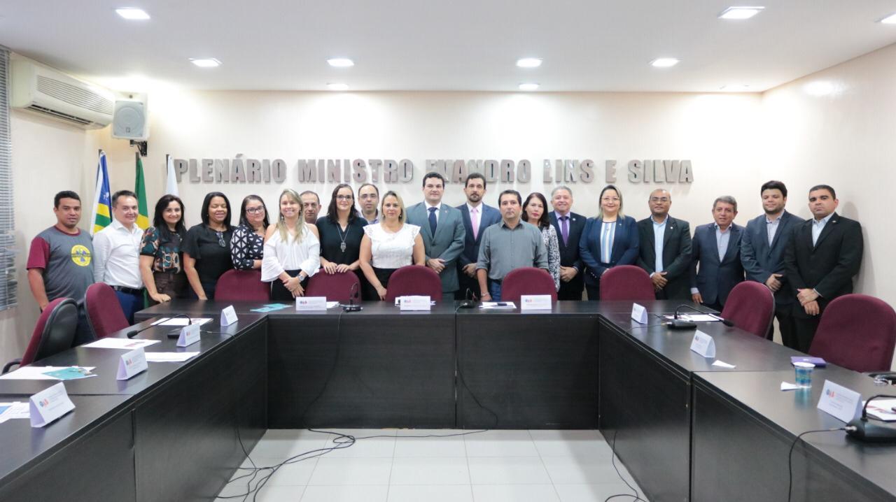 CRC-PI participa de terceira reunião com Conselhos de Classe