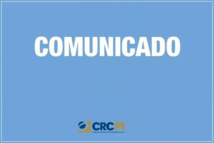 COMUNICADO - Edital de convocação para registro de chapas