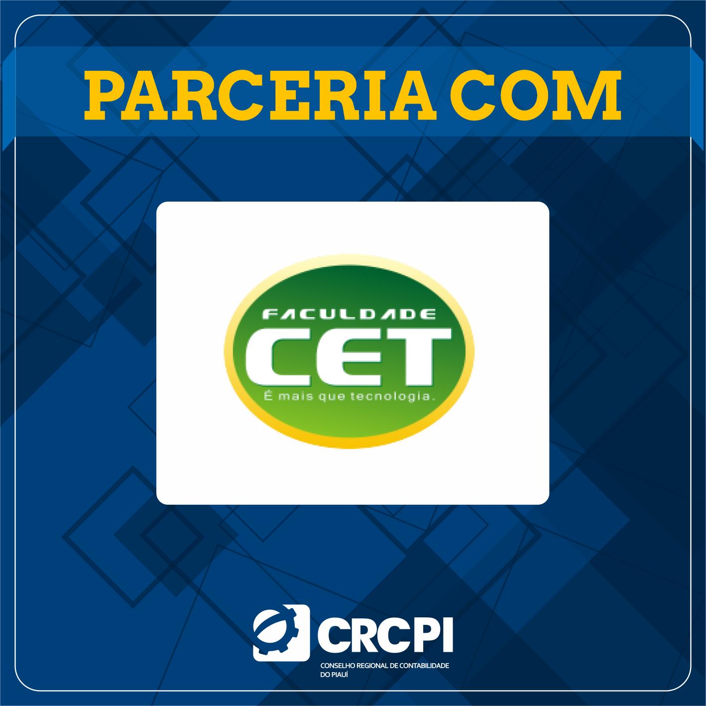 CRC e Faculdade CET firmam convênio