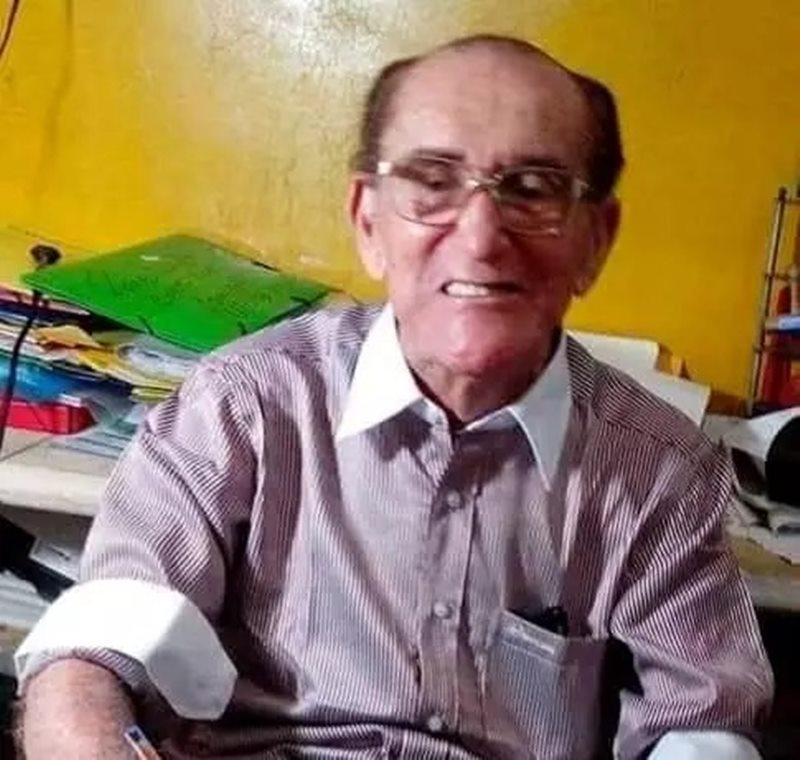 NOTA DE PESAR - José Rufino Aragão