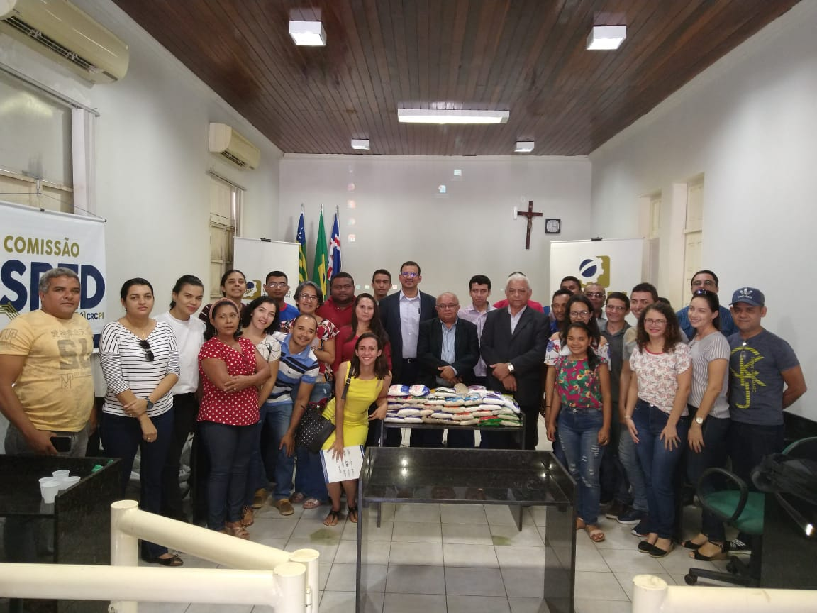Bate-papo Contábil reúne profissionais em Barras