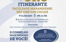 Faculdade São José dos Cocais recebe CRC Itinerante