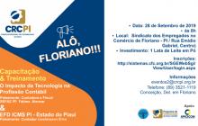 Floriano recebe capacitação neste sábado (28)