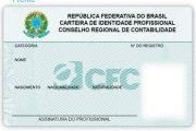 Novas carteiras físicas de identidade profissional não terão mais chip