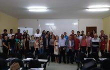 CRC-PI realiza capacitação em Floriano e faz doação de alimentos arrecadados no evento