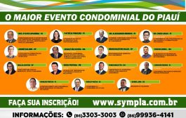 CRC-PI ganha 30 cortesias para II Workshop de Síndicos e Administradoras de Condomínios