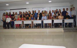 CRC-PI recebe visita de formandos da Unip