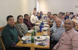 CRC-PI realiza confraternização com funcionários e conselheiros