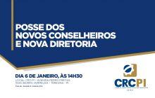 CRCPI convida para a reunião plenária que dará posse aos novos conselheiros