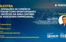 BSSP e CRC-PI promovem palestra em Teresina